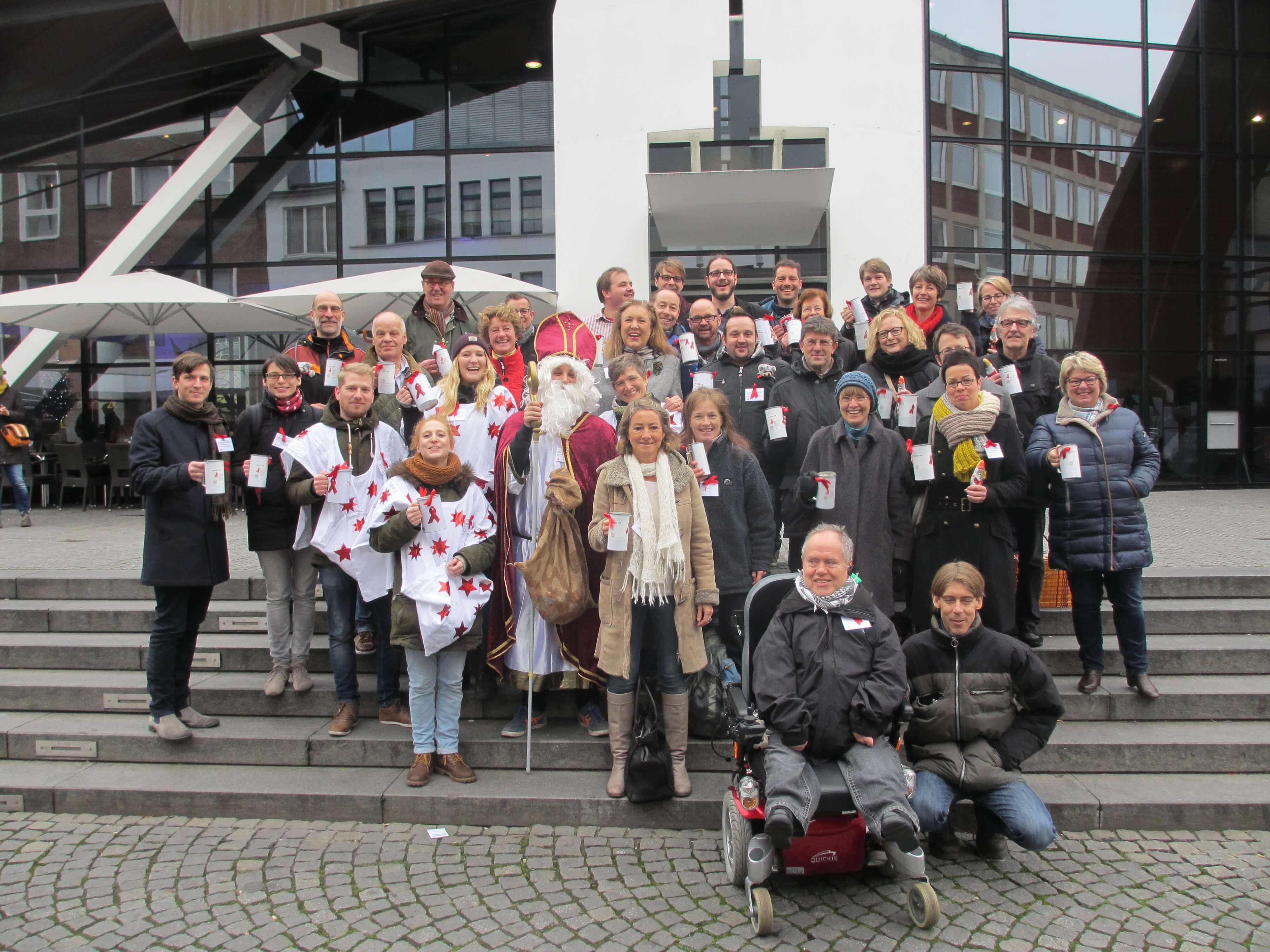 Aidshilfe Münster e.V. | Spende
