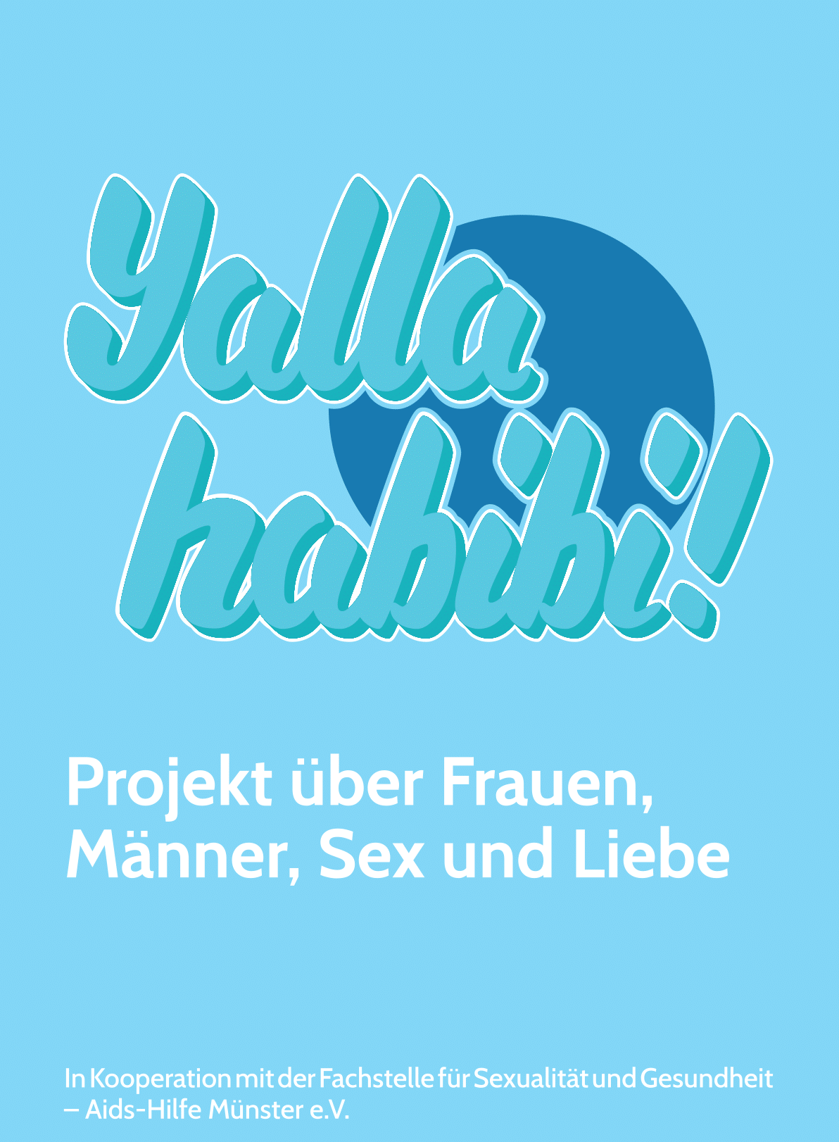 Aidshilfe Münster e.V. | Yalla Habibi