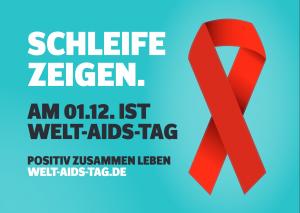 Programm zum Welt-Aids-Tag